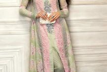 Latest Suit salwar designs for girls