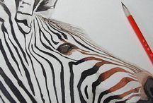 Animaux / Tutoriel de dessin pour dessiner les animaux