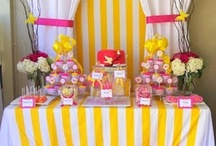 Party ideas - Savannah