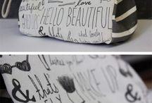make up bags :)