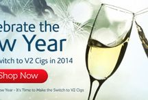 NEW YEAR, NEW YOU 2014 / by V2 Cigs