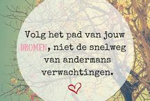 Inspirerende quotes
