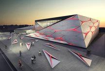 Sakarya Science Museum / SAKARYA SCIENCE MUSEUM April 2013 | Sakarya | TR Commission | Size: 5000m2 | Design: Melike Altınışık & Alper Derinboğaz