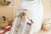 Grain/dairy free ice cream