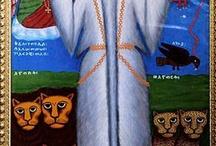 ícones etíopes