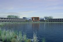 CGI Visuals for Hotel and Spa