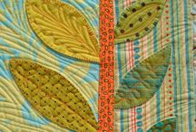 Machine Quilting Inspiration / Ideas and Tutorials all about machine quilting