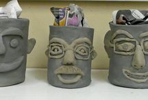 clay projects / by Patricia Larsen