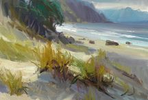 Painting New Zealand