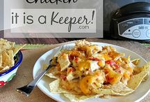 Dinner Ideas / Ideas for easy meals for the family