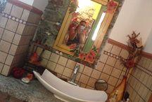 My house / La mia casa: Betsaleel