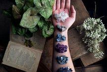 Минералы и другие камни