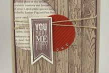 Cards - Masculine / by Hill Country Stampin'