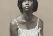 Drawing - Portraits / disegni