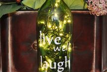For The Love of Wine! / Idea's and things for the wine lovers / by Janice Hutchinson