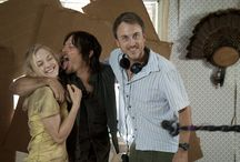 TWD Behind the scenes