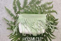 Кожаные сумки @Cosmi.cat / Дизайнерские сумки из натуральной кожи ручной работы - все модели придуманы и сшиты Стельмах Марией. Я буду рада с вами познакомиться и с большим удовольствием сошью сумочку вашей мечты ❤️