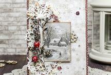 Julekort - inspirasjon