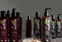 Press clipping / Nature care products