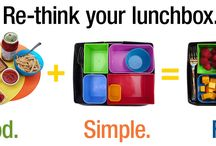 Bentos and lunchboxes / Fun and creative ways to pack up meals on the go!  / by EMily Hamilton