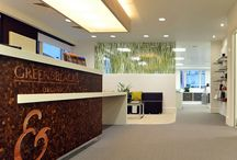 Green & Black / This project was completed in London for Green & Black and was a total size of 17000 sq ft.