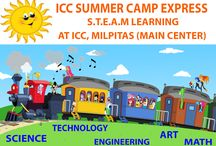 ICC SUMMER CAMP 2017 / ICC Summer Camp is a safe, fun and an informative program, that helps campers experience the various facets of India's vibrant culture. It takes students on an exciting adventure with Art, Science, Lego, Chess and Engineering camps. Campers have an enriching learning experience. Whether your child enjoys math and science experiments, loves to cook, write, play sports or dabble with colors - At ICC Summer Camps, there are various options to choose from - in all exciting themes!