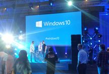 Windows 10 Launch Party!
