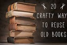 Great ideas with old books