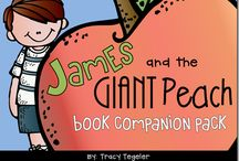 James and the Giant Peach Birthday Party