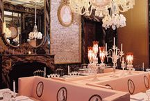 Luxury Dining / Luxury restaurants, bars, hotel eating, cafes.,.the very best and beautiful there is