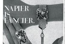 Napier vintage ads