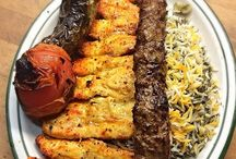 Perzische gerechten
