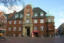 Buxtehude / Fotos, Geschichten und Hintergrundinformationen zu Gebäuden in der #Hansestadt #Buxtehude. Weitere Bilder und Hintergründe unter: http://hansestaedte.com/category/bilder/buxtehude/