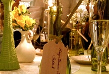 Escort Cards/Seating Cards