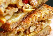 Sandwich y ensaladas kichen