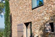 kamene domky