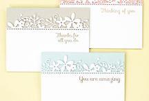 Cards: Jennifer McGuire / by Teri G.