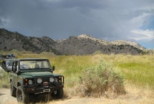 Land Rover / by Aaron Johnson