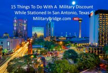 San Antonio, Texas Military Duty Station