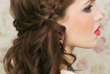 Hair Ideas and What-Not / by Chanda Thomas