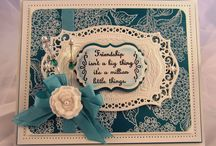 Sue Wilson Cards / by Lynette Larson Campbell