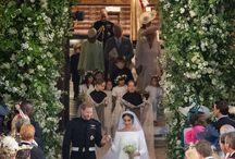 Prince Harry and Meghan's wedding