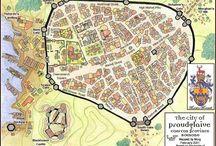 Karten & Grundrisse
