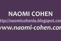 My Poems / by Naomi Cohen