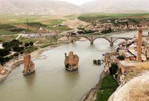 Türkiye'deki Önemli Tarihi Yerler