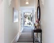 bungalow / villa hallway