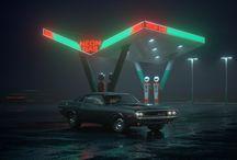 Car visualisation