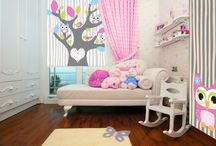 Inspiracje do pokoju dziecka / Tapety, fototapety, rolety okienne, dekoracyjne okleiny meblowe - szybka metamorfoza wnętrza
