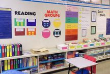 1st Grade Organization / by Caity McAleer