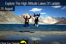 Ladakh / It is about unleashing the fun of travelling